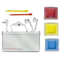 Logic 3 набор аксессуаров Кристалл для Nintendo DS Lite геймпад nintendo switch pro controller