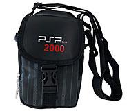 купить Многофункциональная cумка Game Guru для Sony PSP/PSP 2000 (черная) по цене 163 рублей