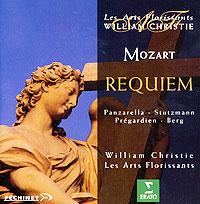 William Christie. Mozart. Requiem christie l2k1500