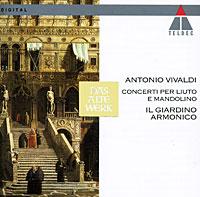Das Alte Werk. Antonio Vivaldi. Concerti Per Liuto E Mandolino akademie fur alte musik berlin telemann concerti per molti stromenti