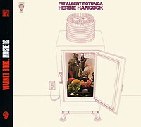 Херби Хэнкок Herbie Hancock. Fat Albert Rotunda herbie hancock the ultimate