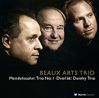 Beaux Arts Trio Beaux Arts Trio. Dvorak / Mendelssohn. Piano Trios beaux arts trio the grumiaux trio beaux arts trio grumiaux trio schubert complete trios 2 cd