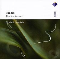 Elisabeth Leonskaja. Chopin. The Nocturnes (2 CD) yulianna avdeeva chopin schubert prokofiev 2 cd