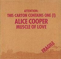 Элис Купер Alice Cooper. Muscle Of Love элис купер alice cooper dada