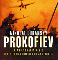 цена на Николай Луганский Nikolai Lugansky. Prokofiev. Piano Sonatas 4 & 6 / Romeo And Juliet