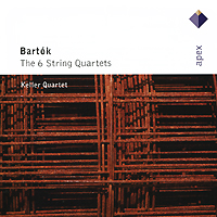 Keller Quartet Keller Quartet. Bartok. The 6 String Quartets (2 CD) недорго, оригинальная цена