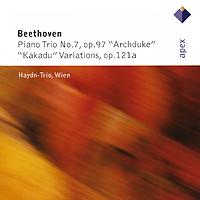 Hayden Trio, Wien Hayden Trio, Wien. Beethoven. Piano Trio No. 7 Archduke & Kakadu Variations f masson piano trio
