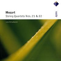 Lotus String Quartet Lotus String Quartet. Mozart. String Quartets Nos. 21 & 22 цена в Москве и Питере
