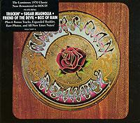 The Grateful Dead Grateful Dead. American Beauty grateful body косметика купить