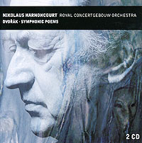 Николаус Арнонкур,Royal Concertgebouw Orchestra Nikolaus Harnoncourt. Dvorak. Symphonic Poems (2 CD) купальник o neill o neill on355ewejpr9