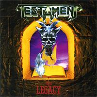Testament Testament. The Legacy printio testament