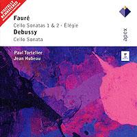 Фото - Пауль Тортелье,Жан Юбо Paul Tortelier, Jean Hubeau. Faure. Cello Sonatas 1 & 2, Elegie / Debussy. Cello Sonata jean paul gaultier le male