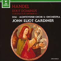 John Eliot Gardiner. Handel. Dixit Dominus цена в Москве и Питере