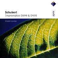 Элизабет Леонская Elisabeth Leonskaja. Schubert. Impromptus D899 & D935 wilhelm kempff schubert impromptus d 899