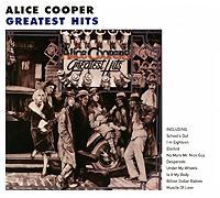 лучшая цена Элис Купер Alice Cooper. Greatest Hits