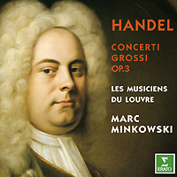 Marc Minkowski. Handel. Concerti Grossi, Op. 3 босоножки julia grossi julia grossi mp002xw192i9