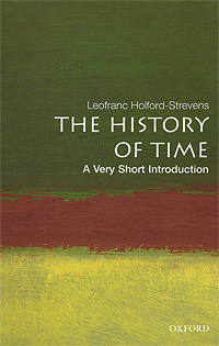 The History of Time: A Very Short Introduction african history a very short introduction