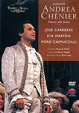 Andrea Chenier: Teatro Alla Scala умберто джордано andrea chenier