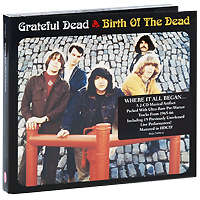 The Grateful Dead Grateful Dead. Birth Of The Dead (2 CD) the grateful dead grateful dead blues for allah