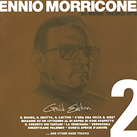Эннио Морриконе Ennio Morricone. Gold Edition. Vol. 2 эннио морриконе ennio morricone morricone 60 years of music