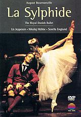 Royal Danish Ballet: La Sylphide royal winnipeg ballet