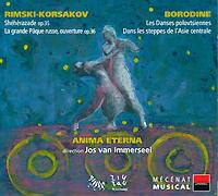 Anima Eterna Symphony Orchestra Anima Eterna. Rimski-Korsakov / Borodin