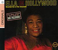 Элла Фитцжеральд Ella Fitzgerald. Ella In Hollywood сабо ella ella el023awebb89