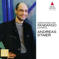 Андреас Стайер Das Alte Werk. Andreas Staier. Variaciones Del Fandango Espanol fuel fandango fuel fandango