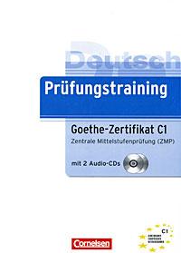 Prufungstraining Goethe Zertifikat C1 2 Cd Rom купить в