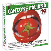 Canzone Italiana: A Tribute To... Great Cover Versions (10 CD)