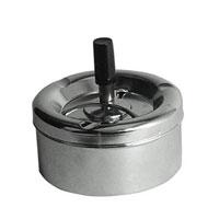 Пепельница-дренаж Omega, диаметр 11 см пепельница эврика stay out of my room диаметр 10 5 см