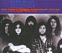 Deep Purple Deep Purple. Fireball. 25th Anniversary Edition deep purple deep purple who do we think we are