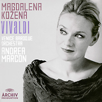 Магдалена Козена,Андреа Маркон,Venice Baroque Orchestra Magdalena Kozena, Andrea Marcon. Vivaldi
