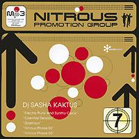 DJ Sasha Kaktus DJ Sasha Kaktus. Vol. 7 (mp3)