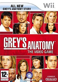 Grey's Anatomy: The Video Game (Wii) advanced game controller for gamecube ngc and wii black
