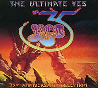 Yes Yes. The Ultimate Yes. 35th Anniversary Collection (2 CD) элейн пэйдж elaine paige the ultimate collection 2 cd