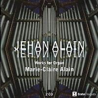 Мари-Клэр Элэйн Marie-Claire Alain. Alain. Organ Works (2 CD) баффи санти мари buffy sainte marie many a mile