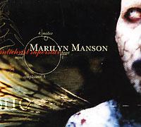 Мэрилин Мэнсон Marilyn Manson. Antichrist Superstar cd therion beloved antichrist