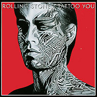The Rolling Stones The Rolling Stones. Tattoo You heart rolling pin