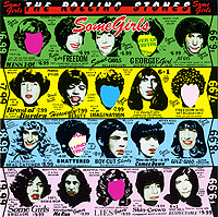 The Rolling Stones The Rolling Stones. Some Girls heart rolling pin