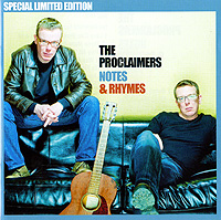 The Proclaimers The Proclaimers. Notes & Rhymes. Special Limited Edition (2 CD) the proclaimers york