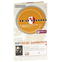Оскар Питерсон Oscar Peterson. Modern Jazz Archive (2 CD) бадди дефранко buddy de franco modern jazz archive 2 cd