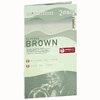 Клиффорд Браун Clifford Brown. Modern Jazz Archive (2 CD) бадди дефранко buddy de franco modern jazz archive 2 cd