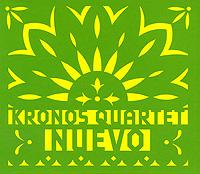 Kronos Quartet,Дэвид Харрингтон,Джон Шерба,Ханк Дутт,Дженннифер Чалп Kronos Quartet. Nuevo серьги by song quartet 3022