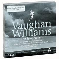 Sir Andrew Davis. Williams. The Symphonies (6 CD)