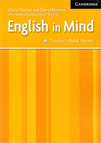 English in Mind: Teacher's Book Starter american english in mind level 1 workbook