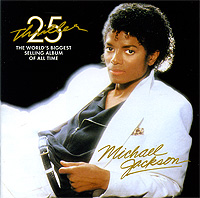 Майкл Джексон Michael Jackson. Thriller. 25th Anniversary Edition виниловая пластинка jackson michael thriller
