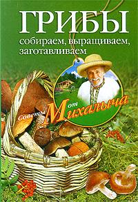 Н. М. Звонарев Грибы. Собираем, выращиваем, заготавливаем николай звонарев грибы собираем выращиваем заготавливаем