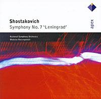 цена на Мстислав Ростропович,National Symphony Orchestra Mstislav Rostropovich. Shostakovich. Symphony No. 7 Leningrad