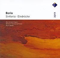 Pierre Boulez. Berio. Sinfonia / Eindruke